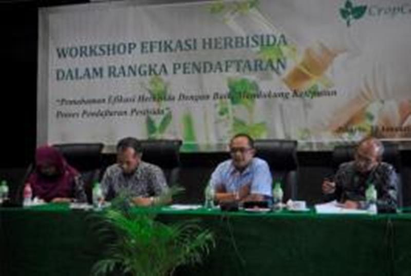Workshop Efikasi Herbisida