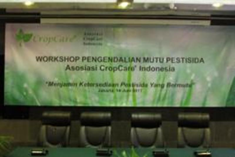 Workshop Pengendalian Mutu Pestisida